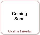 Photo of Alkaline Rechargeable Batteries