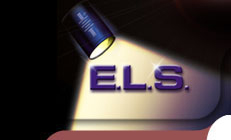 E.L.S. Emergency Lighting Service - Logo