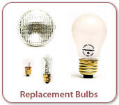 Photo of Emergency Lighting Replacement Bulbs