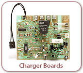 Photo of Emergency Lighting Unit Charger Board