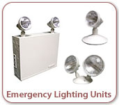 Photo of Emergency Lighting Units