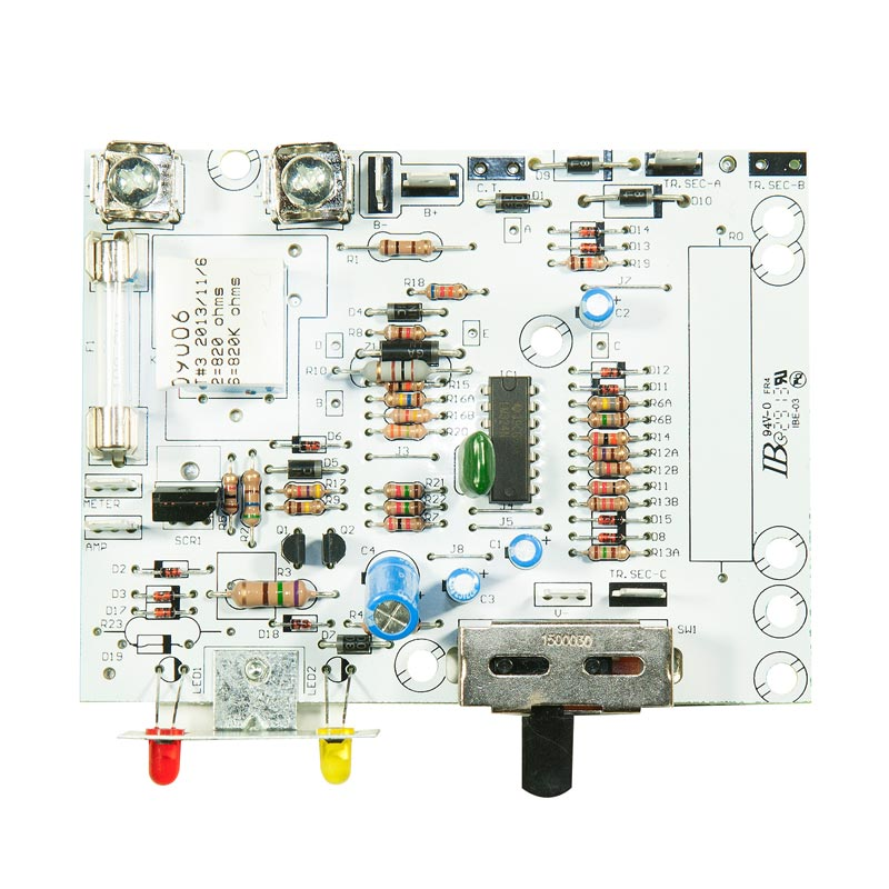 Product Photo of CB-009006 - Emergi-Lite/Lumacell 12V 72-100W Standard Charger Board