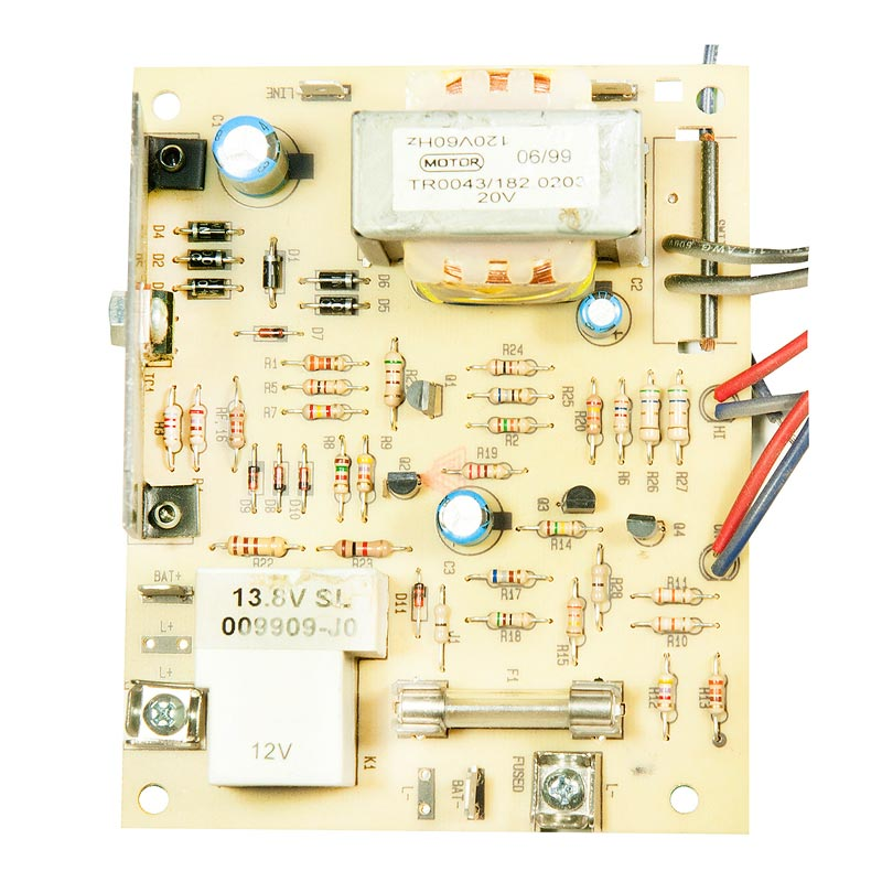 Photo of CB-009909 - Emergi-Lite/Lumacell 12V 36-72W Dust Tight Charger Board