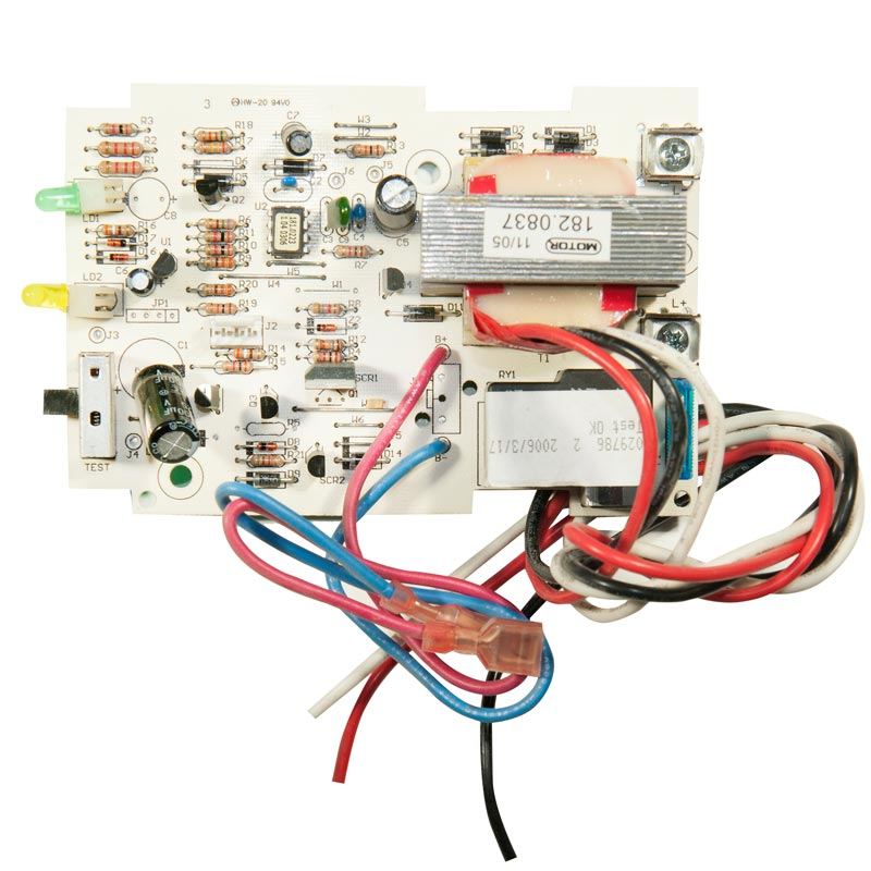 Product Photo of CB-029786 - Emergi-Lite/Lumacell 6V 72W combo charger board