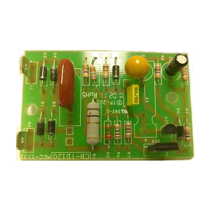 Photo of 347V-TIME-DELAY - Stanpro 347VAC Time Delay Board
