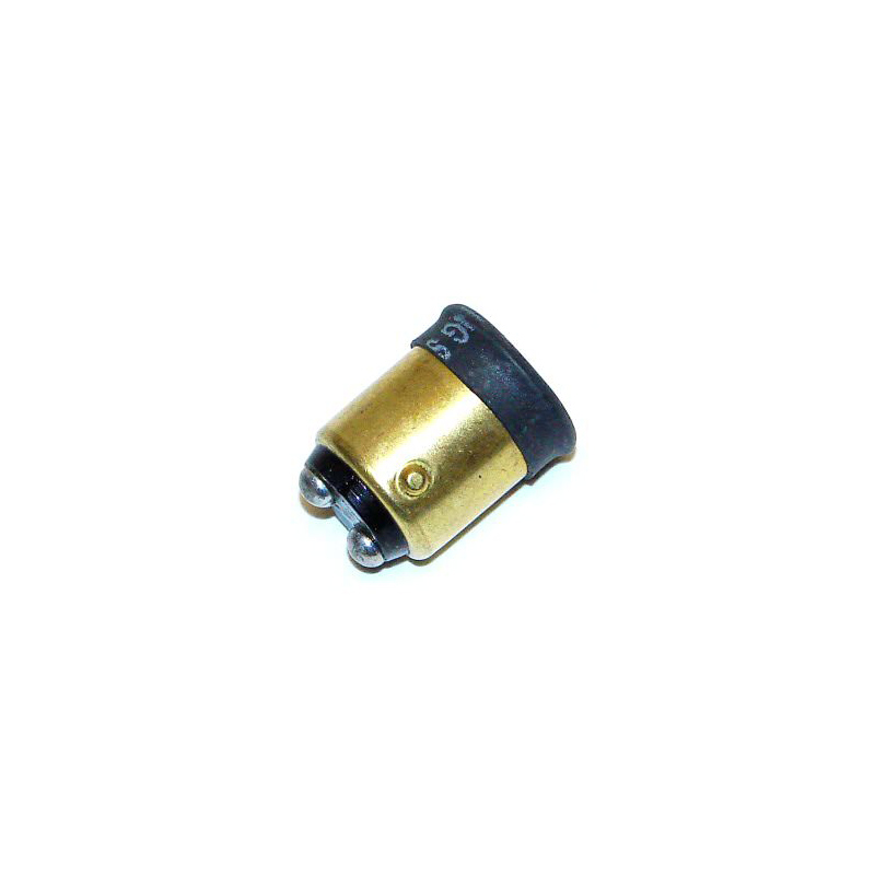 Product Photo of ADAPTER-DCBB-CAN - Double Contact Bayonet to Candelabra Adapter