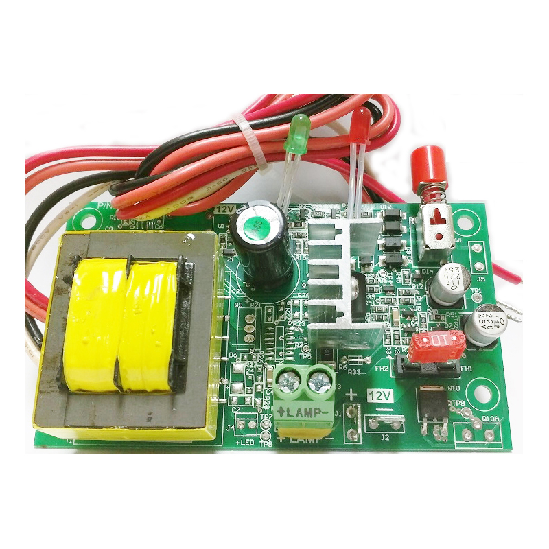 Product Photo of BEG-12VCBD-120W - Beghelli 12v 36w-120w Standard Charger Board