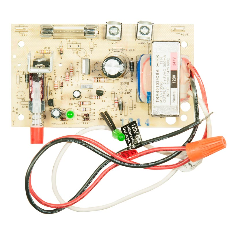 Photo of BEG-CBD-06V050W-Z-CAL - Beghelli 6v 36W-50w Standard Charger Board -prior Aug 2011