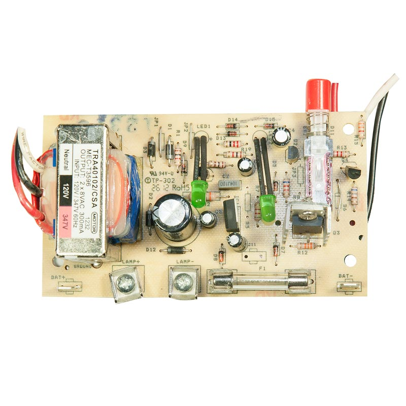Photo of BEG-CBD-12V100W-Z-CAL - Beghelli 12v 36-72w Standard Charger Board-prior Aug 2011