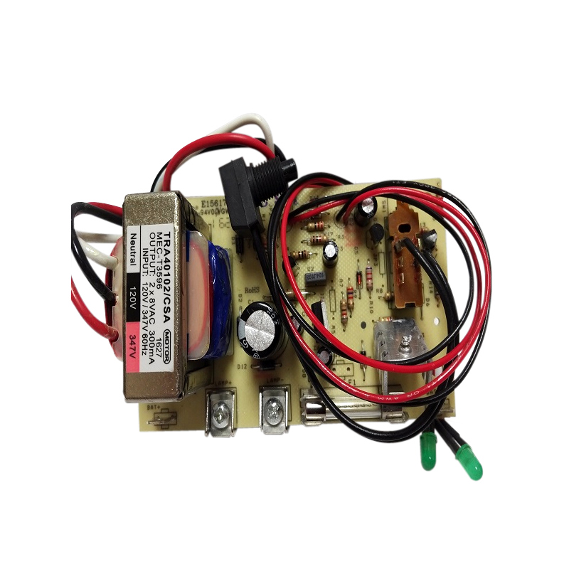 Product Photo of CBD-12V100W-Z-C-F - Stanpro 12v 36-100w Industrial Charger Board