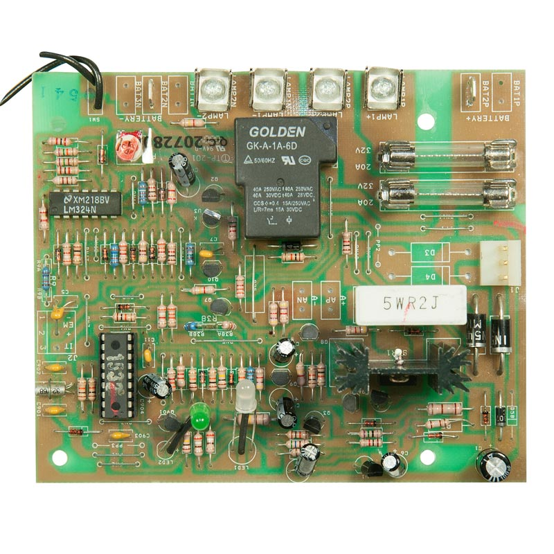Photo of CBD-24V720WCAL-F - Stanpro 24v Industrial Charger Board