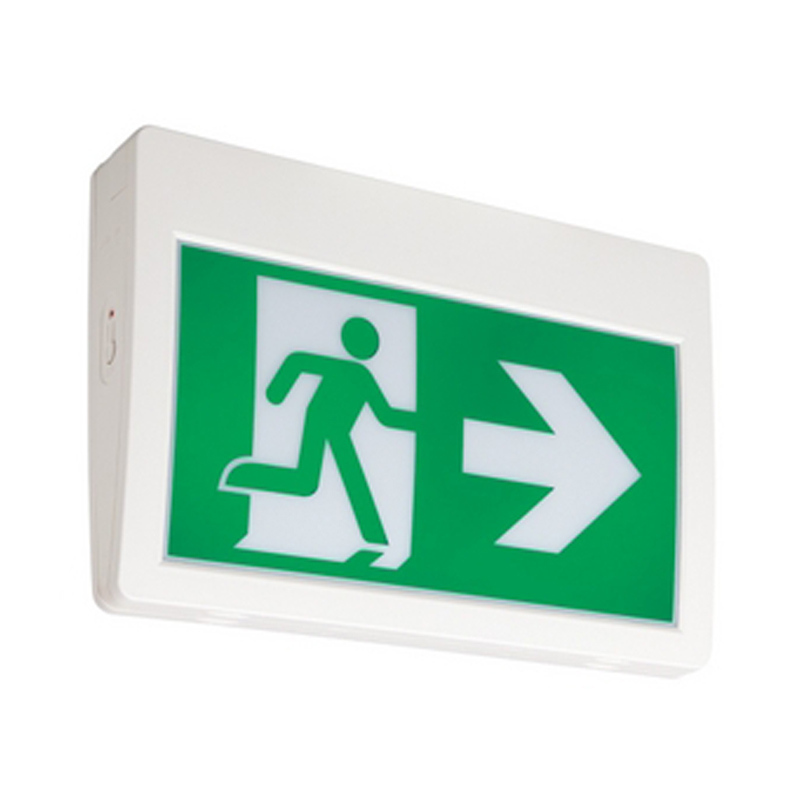 Product Photo of ECS-LCS-Series - Emergi-Lite/Lumacell Running Man/Pictogram Sign - Plastic -ECS/LCS