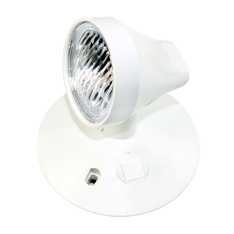 Product Photo of EF9Q-6V12W - Emergi-Lite/Lumacell 6 Volt 12 Watt Quartz Single Remote