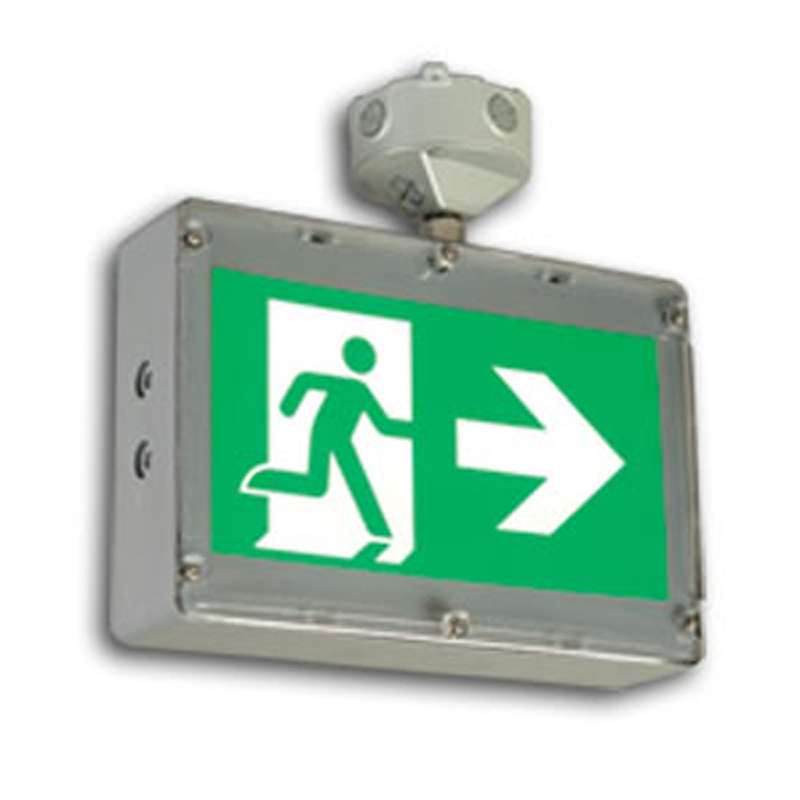 Photo of EH-LH-Series - Emergi-Lite/Lumacell Running Man/Pictogram Sign - Hazardous Locations -EH/LH