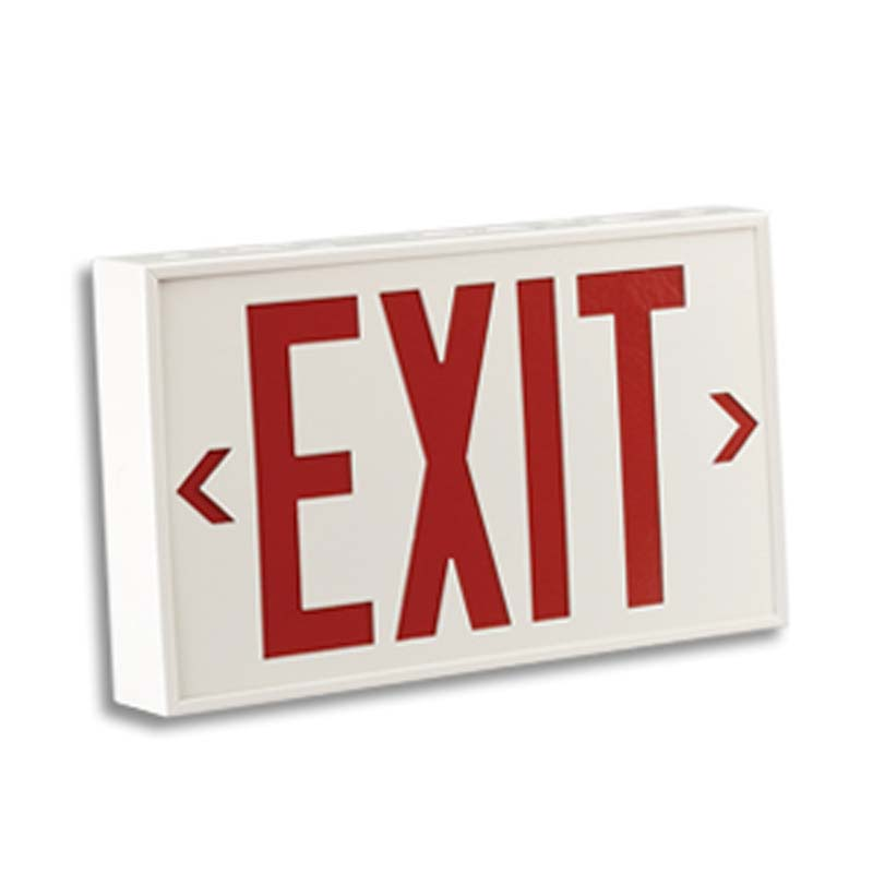 Photo of LPEX52W-U - Emergi-Lite/Lumacell Exit sign- extruded aluminum