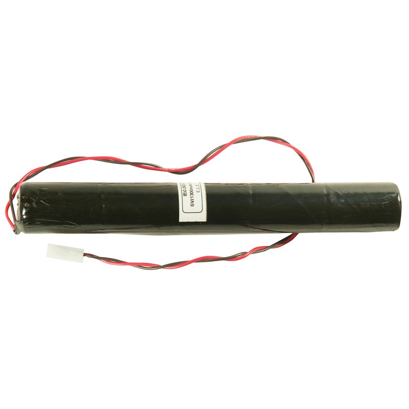 Product Photo of 850.0034 - 6V 1.2AH Nicad Battery