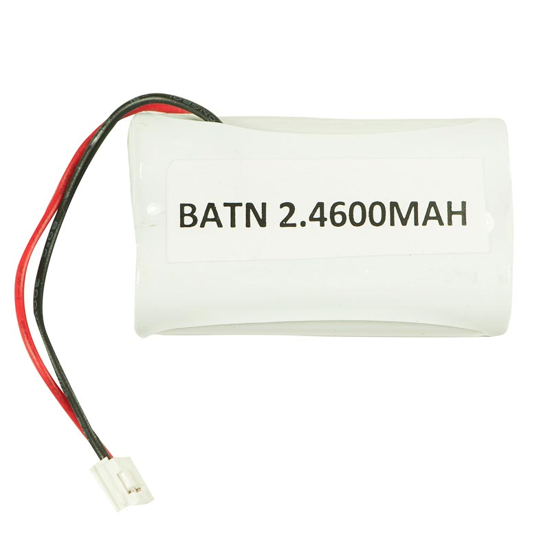 Product Photo of BATN-2.4V-600MAH - Stanpro 2.6V 600mah Nicad Battery