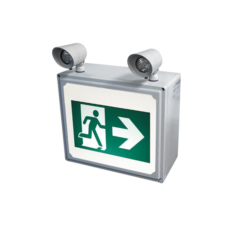 Product Photo of PRHM-Series - Stanpro Running Man/Pictogram Combination Units -Hazardous location