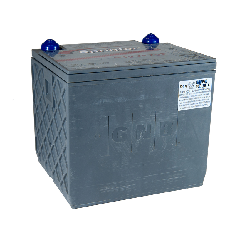 Product Photo of NA-S-12V-170F - EXIDE SPRINTER S12V170F (FLAME RETARDANT) SEALED LEAD ACID BATTERY