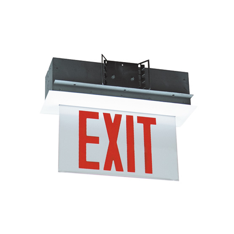 Product Photo of SLEXE-SLSRE- Series - Stanpro Exit/Sortie Sign- Recessed