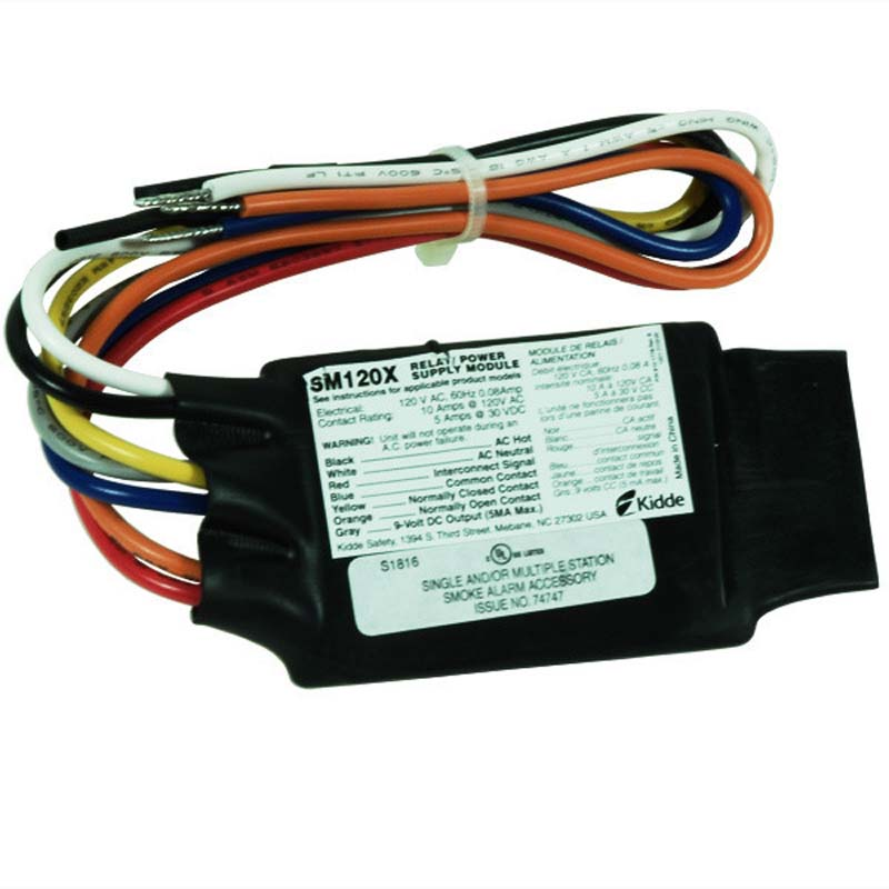 Photo of KIDDE-SM120X - Kidde SM-120X Auxiliary Relay Module