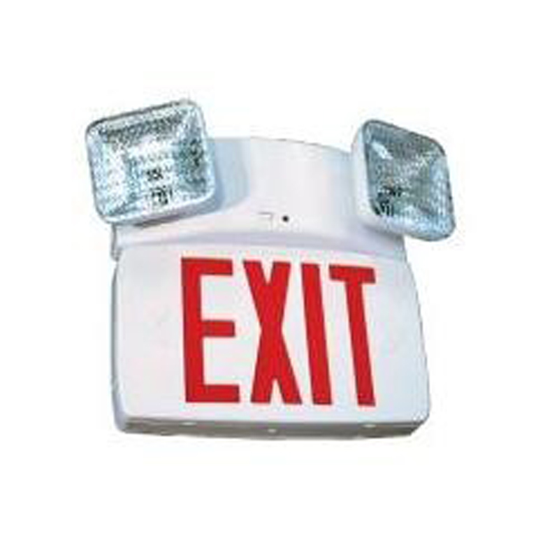 Product Photo of SPEXP-2 - Stanpro Exit/Emergency lighting Combination units -PLASTIC