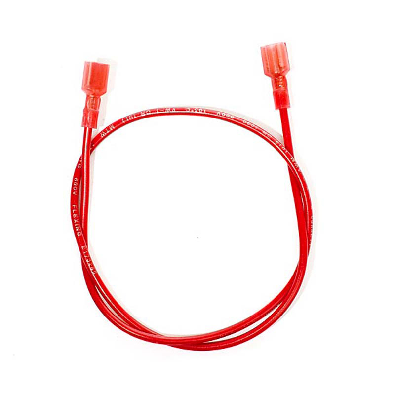 Photo of WIRE-ELS200205 - E.L.S. Wire Connectors - two red Female -18""