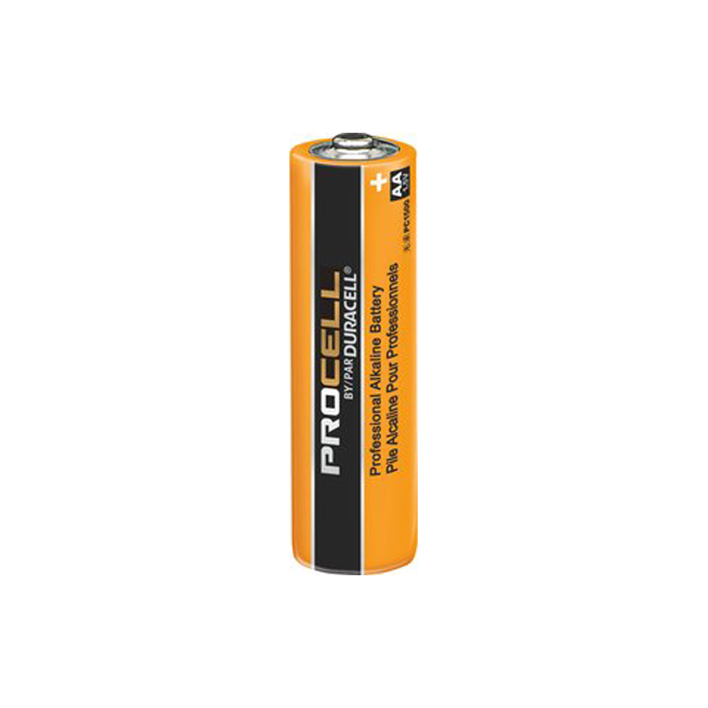 Product Photo of DURACELL-PC1500-AA - Duracell Procell 'AA'  Alkaline Battery