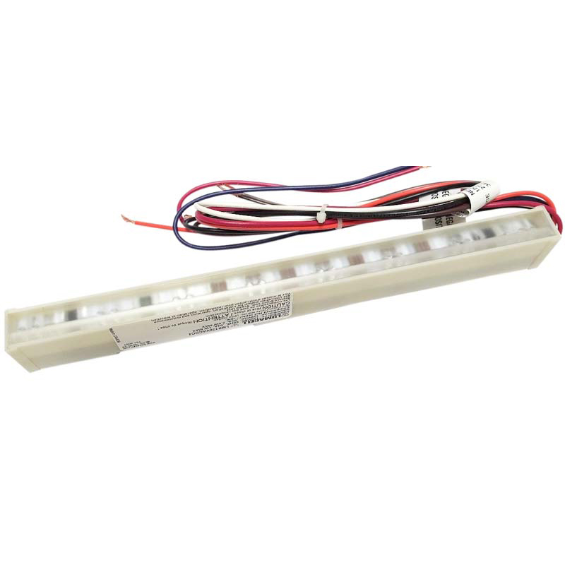 "Product Photo of LMR-120VAC-DC-4-9.5"" - LED LMR SUPERSTRIP RETROFIT KIT - 120VDC 4 wire 9.5"""
