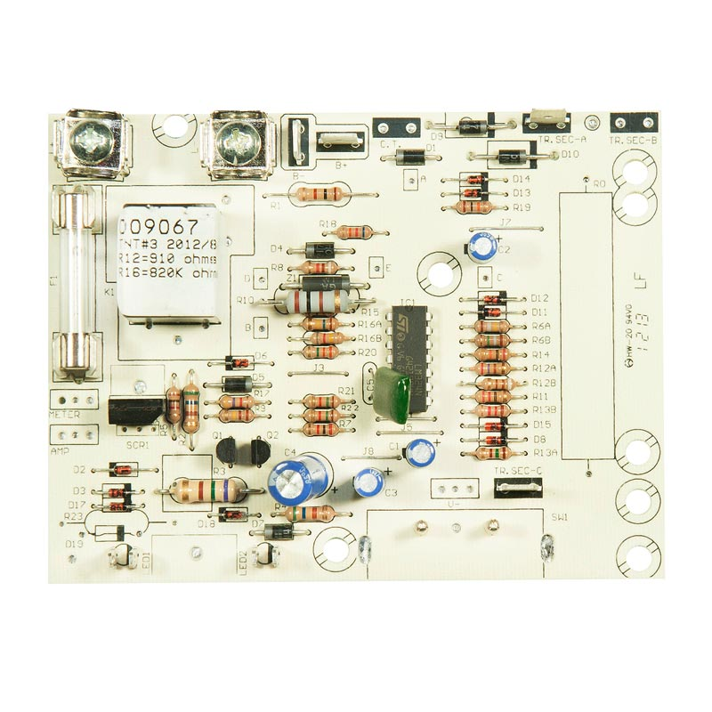 Product Photo of CB-009067 - Emergi-Lite/Lumacell 12V 36-100W  Industrial Charger Board