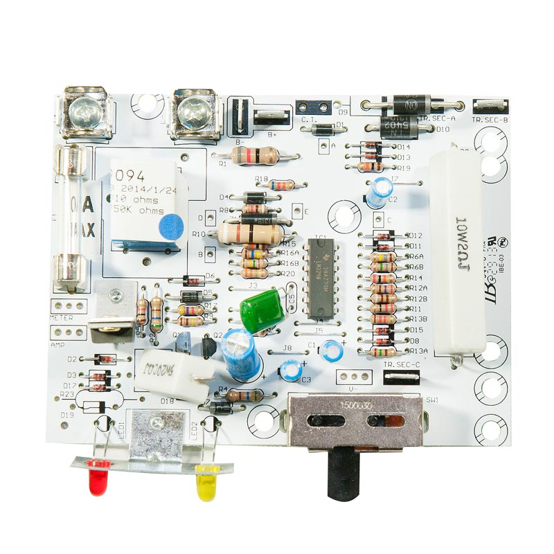 Product Photo of CB-009094 - Emergi-Lite/Lumacell 12V 144-200W DEL Charger Board