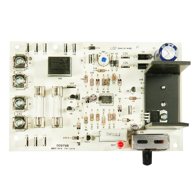 Product Photo of CB-009798 - Emergi-Lite/Lumacell 24V 144W Standard Charger Board