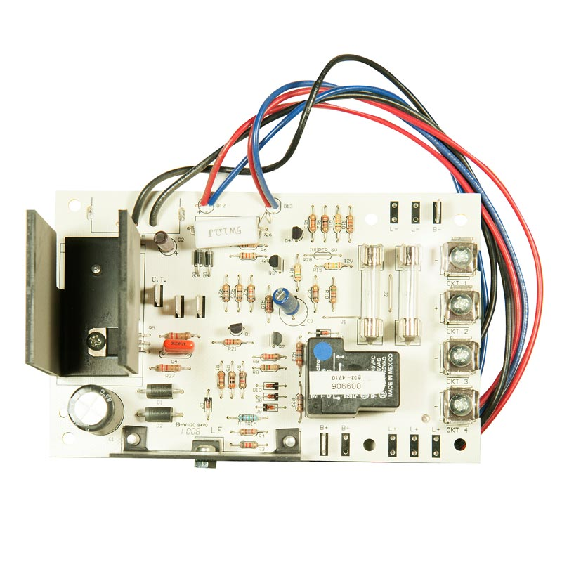 Product Photo of CB-009906 - Emergi-Lite/Lumacell 6V 100-180W Dust Tight Charger Board