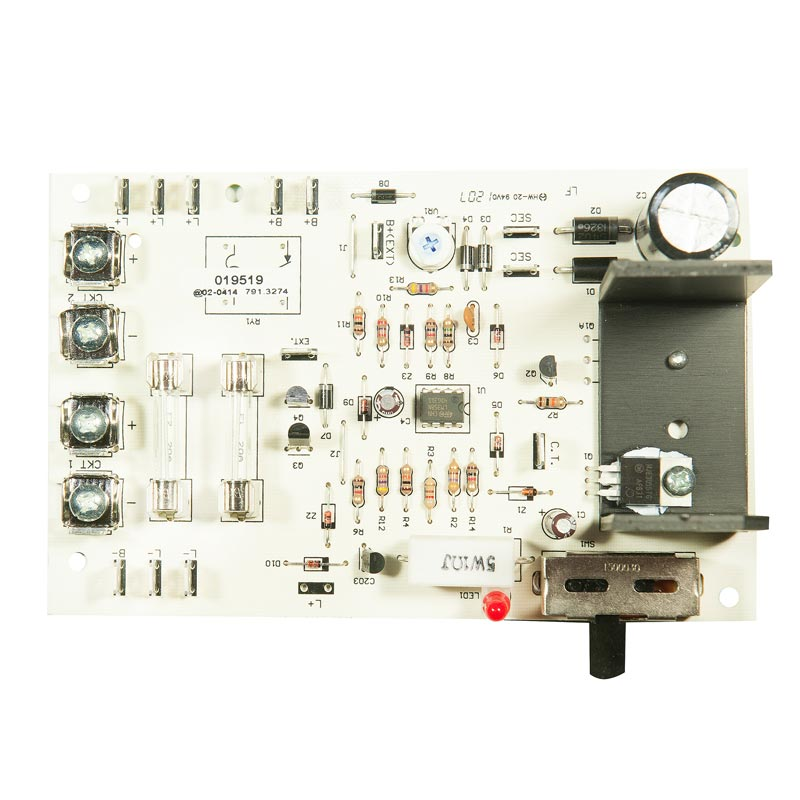 Product Photo of CB-019519 - Emergi-Lite/Lumacell 24V 288-720 Standard Charger Board