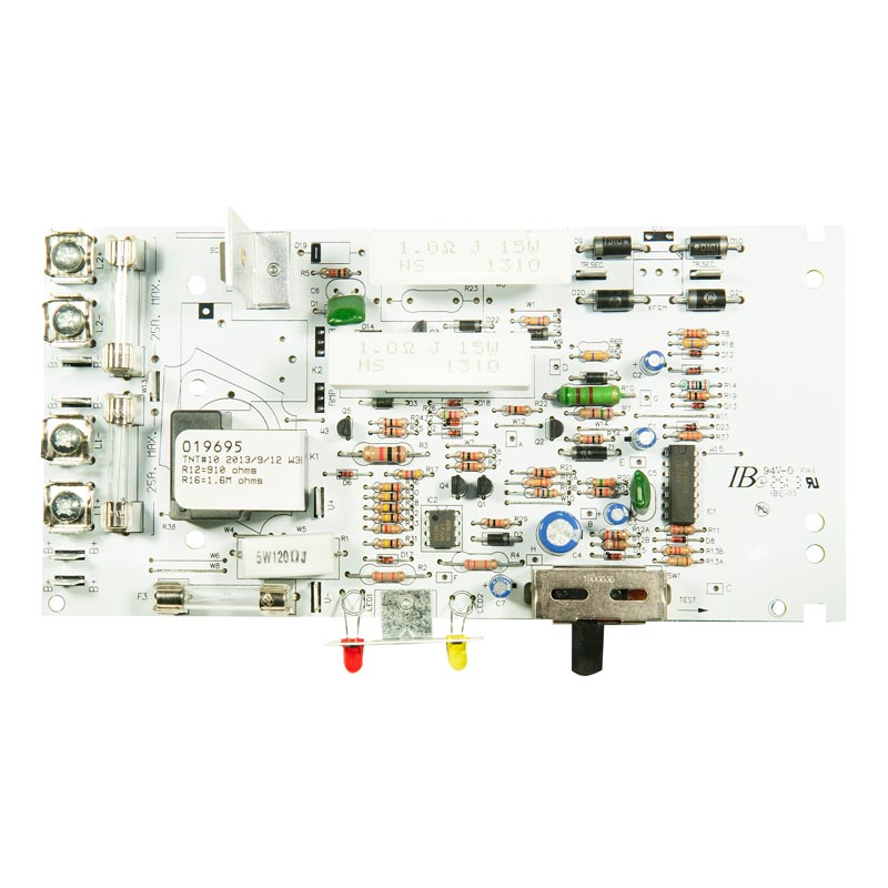 Product Photo of CB-019695 - Emergi-Lite/Lumacell 24V 144-288W Standard Charger Board
