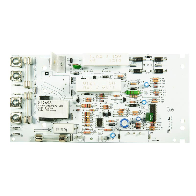 Product Photo of CB-019698 - Emergi-Lite/Lumacell 24V 144-288W Dust Tight Charger Board