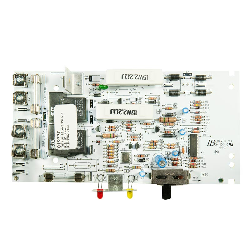 Product Photo of CB-019730 - Emergi-Lite/Lumacell 12V 144-360W Standard Charger Board