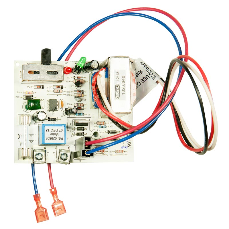 Product Photo of CB-029154 - Emergi-Lite/Lumacell  6V 36-72W Standard Charger Board