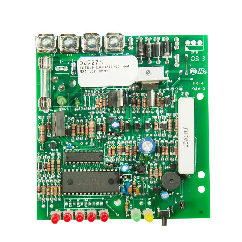 Product Photo of CB-029276 - Emergi-Lite/Lumacell 6V 72-108W Auto Test Charger Board