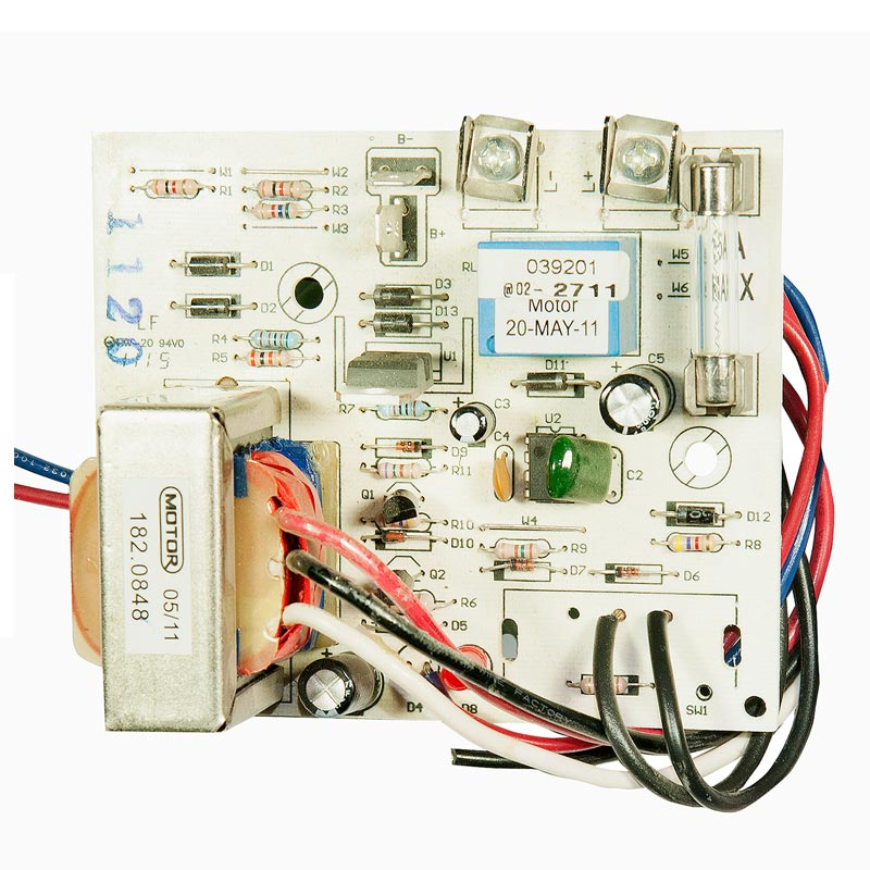 Product Photo of CB-039201 - Emergi-Lite/Lumacell 6v 18w-72w Industrial Charger board