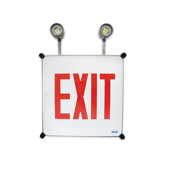 Product Photo of Aqua-Exit-Combo-Series - Beghelli Exit Combination Series -NEMA4X/Weatherproof