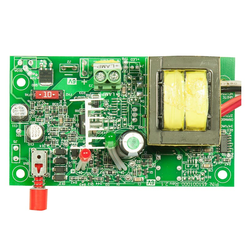 Product Photo of BEG-6VCBD-50W - Beghelli 6v 18w-50w Standard Charger Board