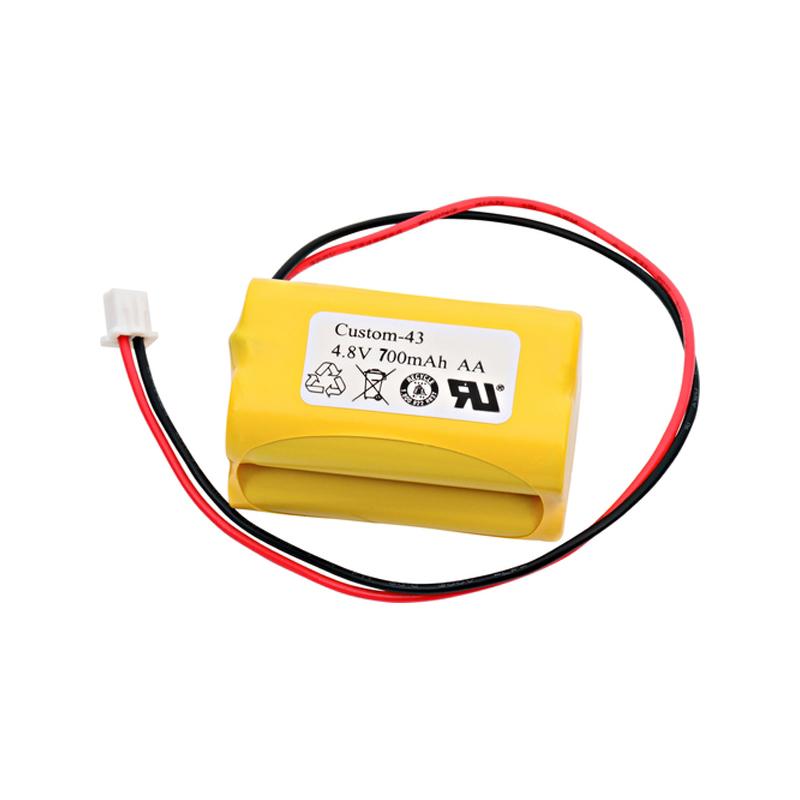 Product Photo of BL9 - BL9 4.8V 700mah Nicad Battery