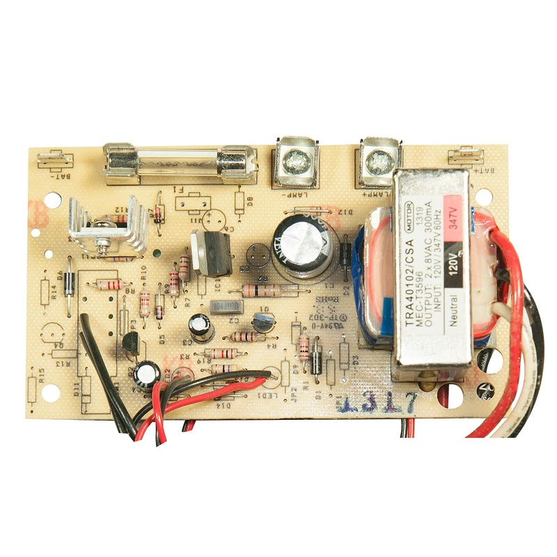 Product Photo of BEG-CBD-06V050WZCAL-F - Beghelli 6v 36w-50w Industrial Charger Board -prior Aug 2011