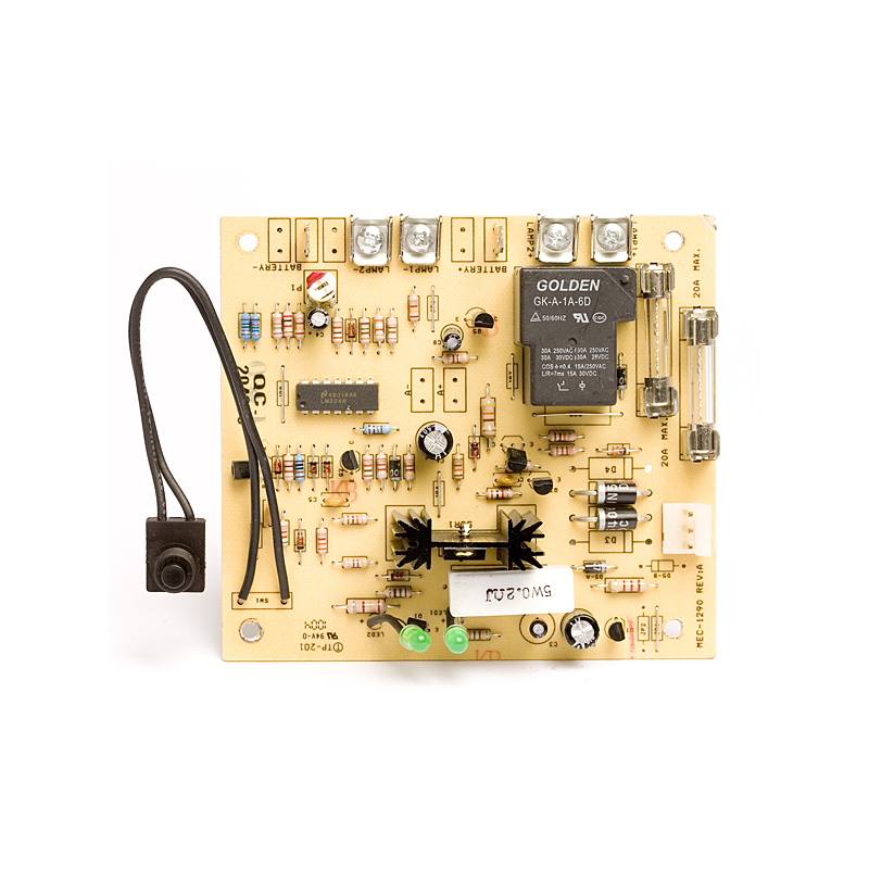 Product Photo of CBD-12V360W-CAL-REV1 - Stanpro 12v 100-360w Standard Charger Board