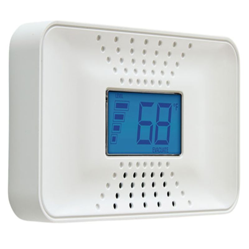 Product Photo of BRK-CO710A - First Alert CO710A 10-Year Battery Operated CO Alarm with Digital Display