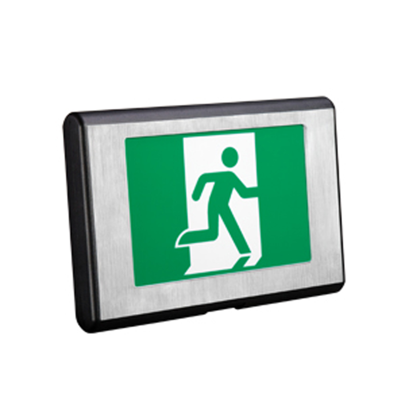 Product Photo of ED-LD-Series - Emergi-Lite/Lumacell Running Man/Pictogram Sign - Die-Cast