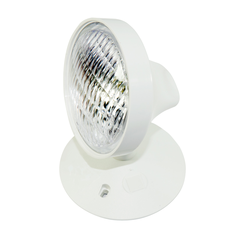 Product Photo of EF18-6V9W - Emergi-Lite/Lumacell 6 Volt 9 Watt Single Remote Head- Large PAR36