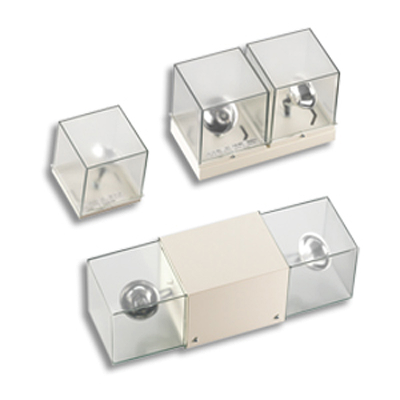 Product Photo of EF26-RSQB-Series - Emergi-Lite/Lumacell EF26/RSQB Q-BIC Vandal-Proof Series