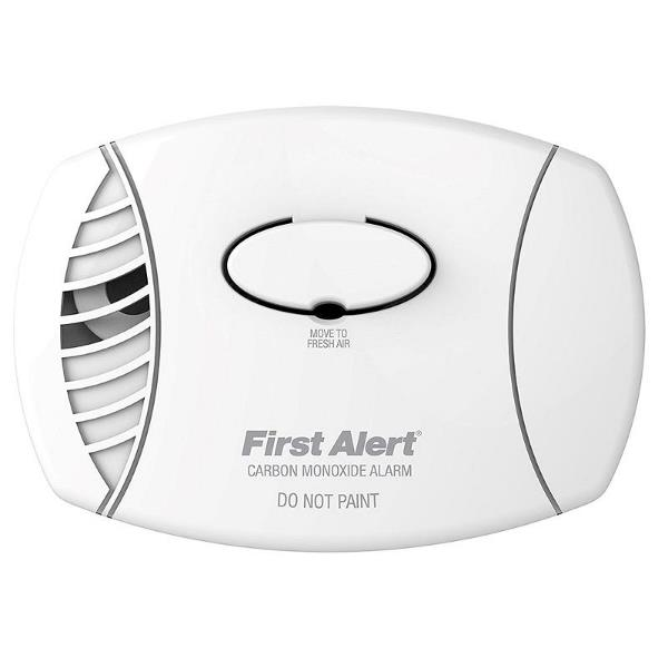 Product Photo of First-Alert-C0400A - First Alert CO400A CO Alarm - Battery Operated Only